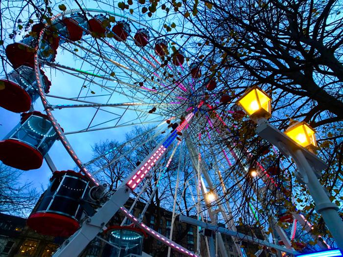 Edinburgh Christmas, The Big Wheel