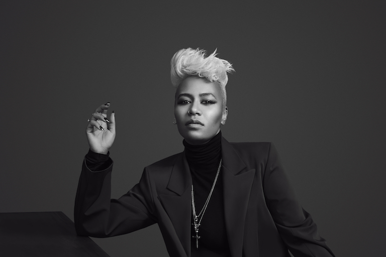 EMELI SANDE, EDINBURGH CASTLE