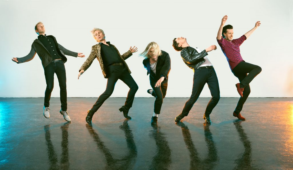 Franz Ferdinand to headline Edinburgh's Hogmanay 2019