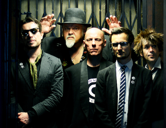 First new album in thirty-five years form The Cravats